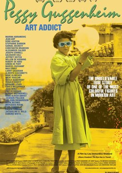 Peggy Guggenheim - Art Addict